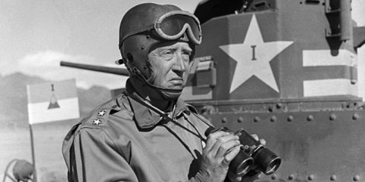 Sunday Snippet: George S. Patton (1885-1945)
