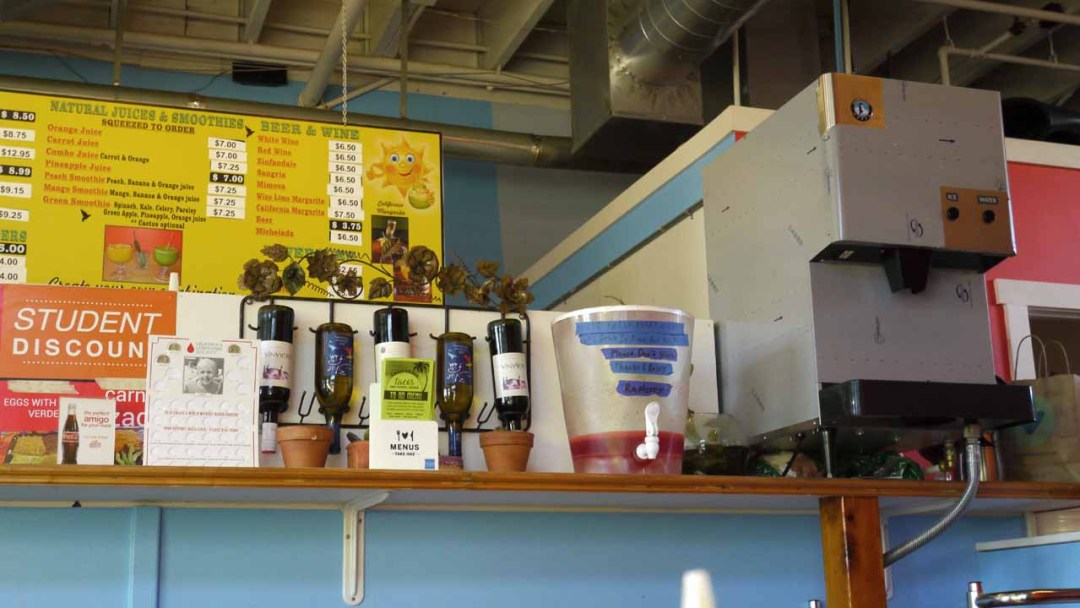 California Tacos and Fresh Juices in Bellingham, WA
