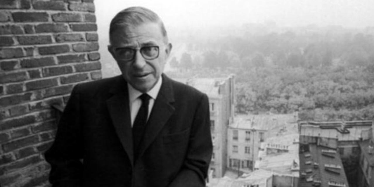 Sunday Snippet: Jean-Paul Sartre (1905-1980)