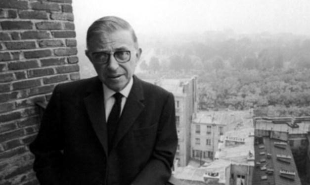Sunday Snippet: Jean-Paul Sartre (1905-1980)