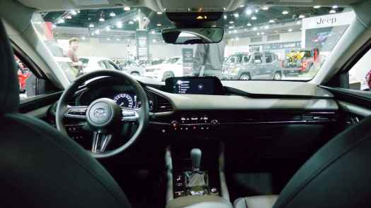 Mazda at Vancouver International Auto Show 2019