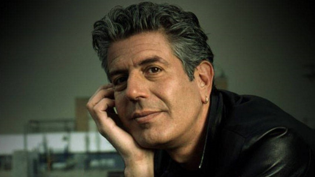 Anthony Bourdain, The Nasty Bits