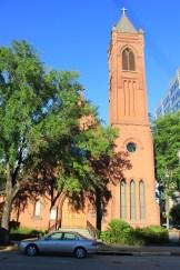 Church in Sunlight