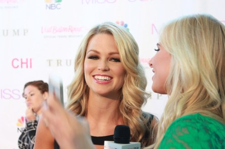 Melissa Peterman ABC Family's Baby Daddy and Bet on Your Baby in Baton Rouge - Miss USA 2014 - BTR360.com