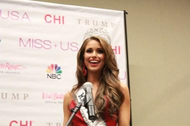 Miss USA 2014 - Nia Sanchez - Baton Rouge - 1st Press Conference - BTR360.COM - Kevin Woolsey Photo (28)