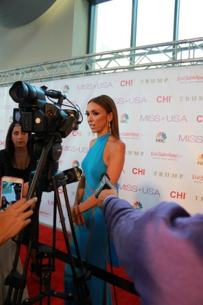 Miss USA Donald J Trump CHI Celebrity Red Carpet Visit Baton Rouge 360 Miss Universe Organization MUO Photo Kevin Woolsey (104)