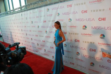 Miss USA Donald J Trump CHI Celebrity Red Carpet Visit Baton Rouge 360 Miss Universe Organization MUO Photo Kevin Woolsey (121)