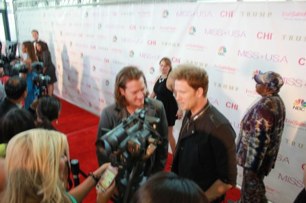 Miss USA Donald J Trump CHI Celebrity Red Carpet Visit Baton Rouge 360 Miss Universe Organization MUO Photo Kevin Woolsey (214)