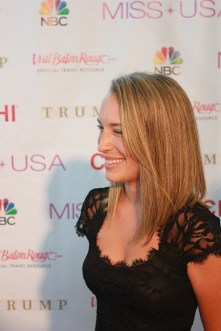 Miss USA Donald J Trump CHI Celebrity Red Carpet Visit Baton Rouge 360 Miss Universe Organization MUO Photo Kevin Woolsey (233)