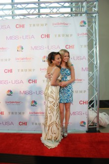 Miss USA Donald J Trump CHI Celebrity Red Carpet Visit Baton Rouge 360 Miss Universe Organization MUO Photo Kevin Woolsey (248)