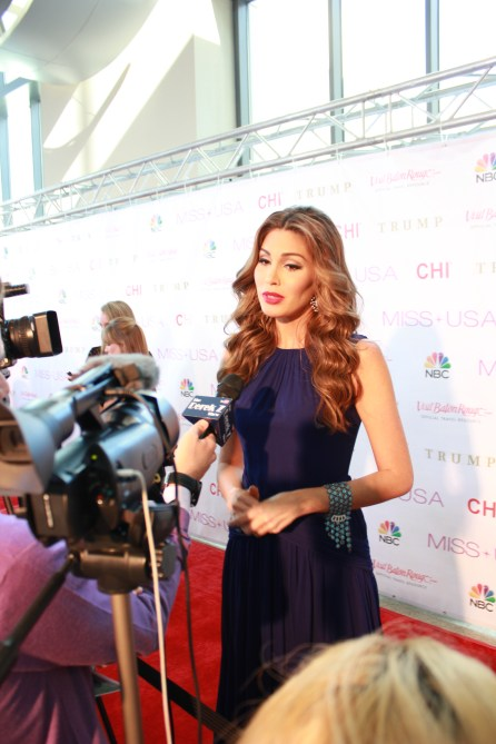 Miss USA Donald J Trump CHI Celebrity Red Carpet Visit Baton Rouge 360 Miss Universe Organization MUO Photo Kevin Woolsey (297)