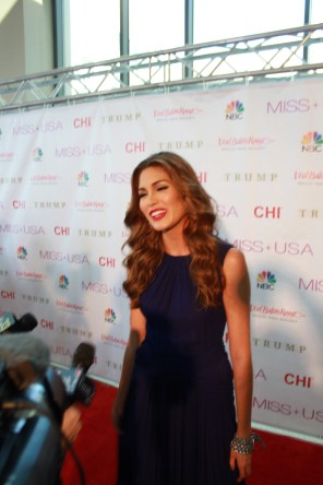 Miss USA Donald J Trump CHI Celebrity Red Carpet Visit Baton Rouge 360 Miss Universe Organization MUO Photo Kevin Woolsey (306)