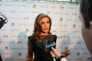 Miss USA Donald J Trump CHI Celebrity Red Carpet Visit Baton Rouge 360 Miss Universe Organization MUO Photo Kevin Woolsey (326)