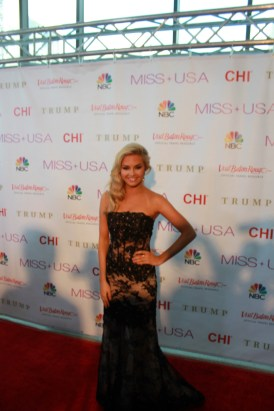 Miss USA Donald J Trump CHI Celebrity Red Carpet Visit Baton Rouge 360 Miss Universe Organization MUO Photo Kevin Woolsey (360)