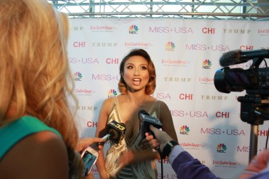 Miss USA Donald J Trump CHI Celebrity Red Carpet Visit Baton Rouge 360 Miss Universe Organization MUO Photo Kevin Woolsey (394)