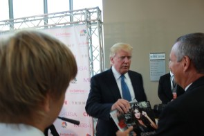 Miss USA Donald J Trump CHI Celebrity Red Carpet Visit Baton Rouge 360 Miss Universe Organization MUO Photo Kevin Woolsey (397)
