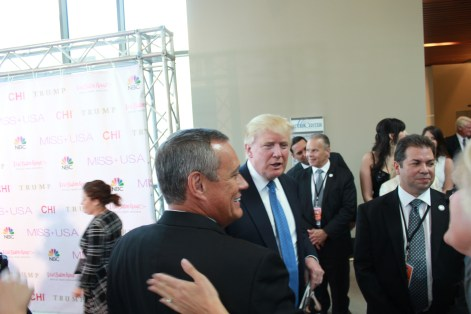 Miss USA Donald J Trump CHI Celebrity Red Carpet Visit Baton Rouge 360 Miss Universe Organization MUO Photo Kevin Woolsey (399)