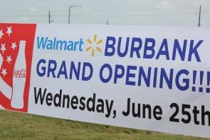 Walmart Burbank Grand Opening!!!