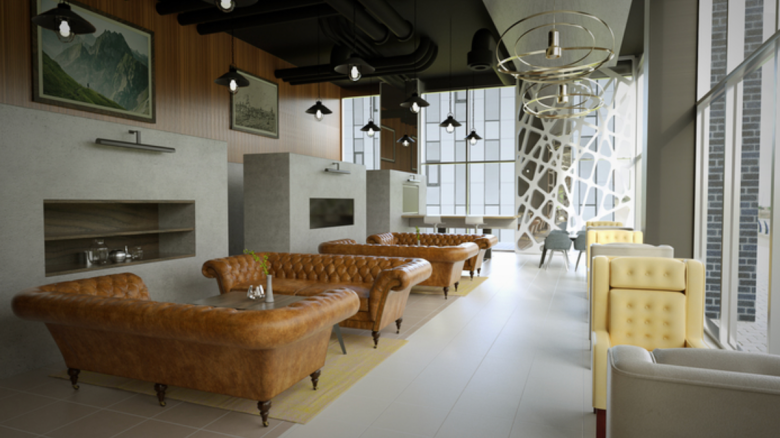 Plaza 1821, Liverpool - communal lounge - BTR News