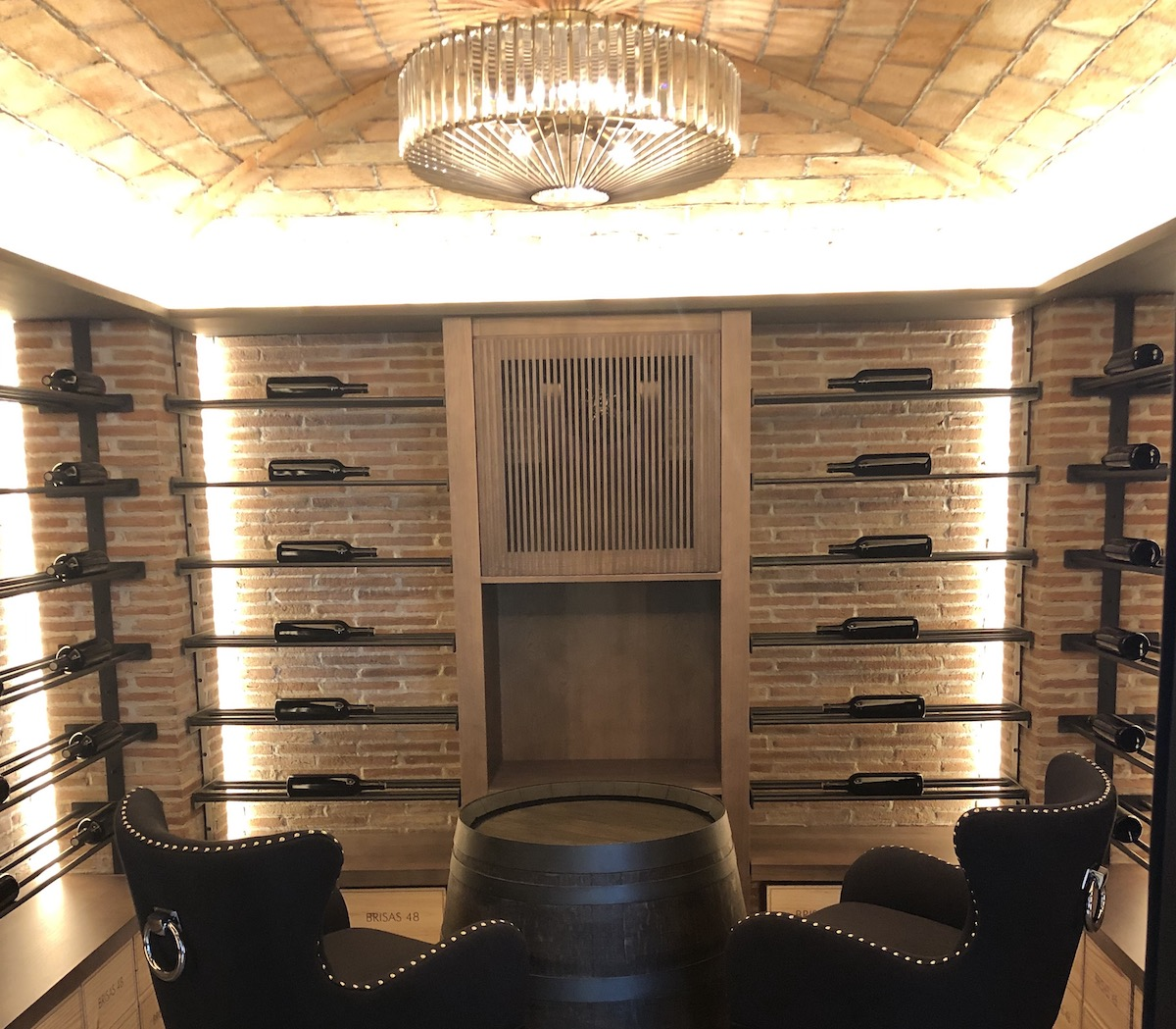 Wine cellar - BTR News
