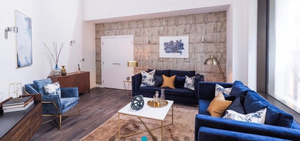 Living area, Folio London