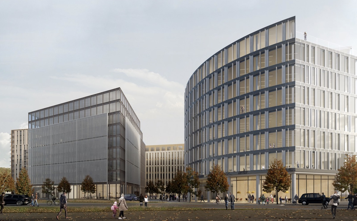BTR building - Legal and General