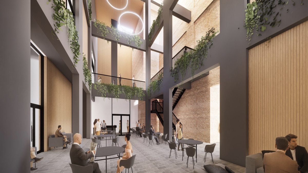 Waterloo Street Build to Rent development, Glasgow city centre