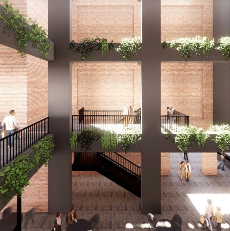 Waterloo Street Build to Rent, Glasgow city centre