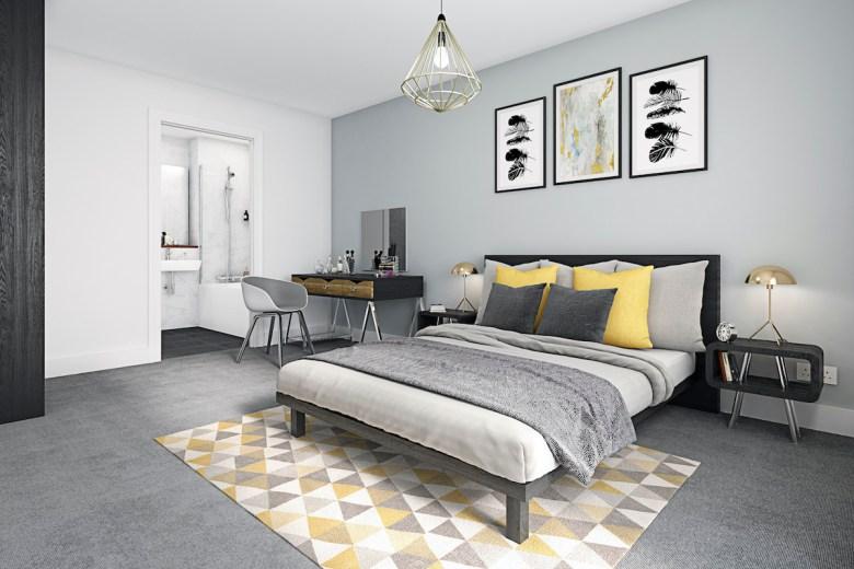 The Landmark - bedroom