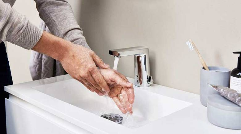 Touchless Tap