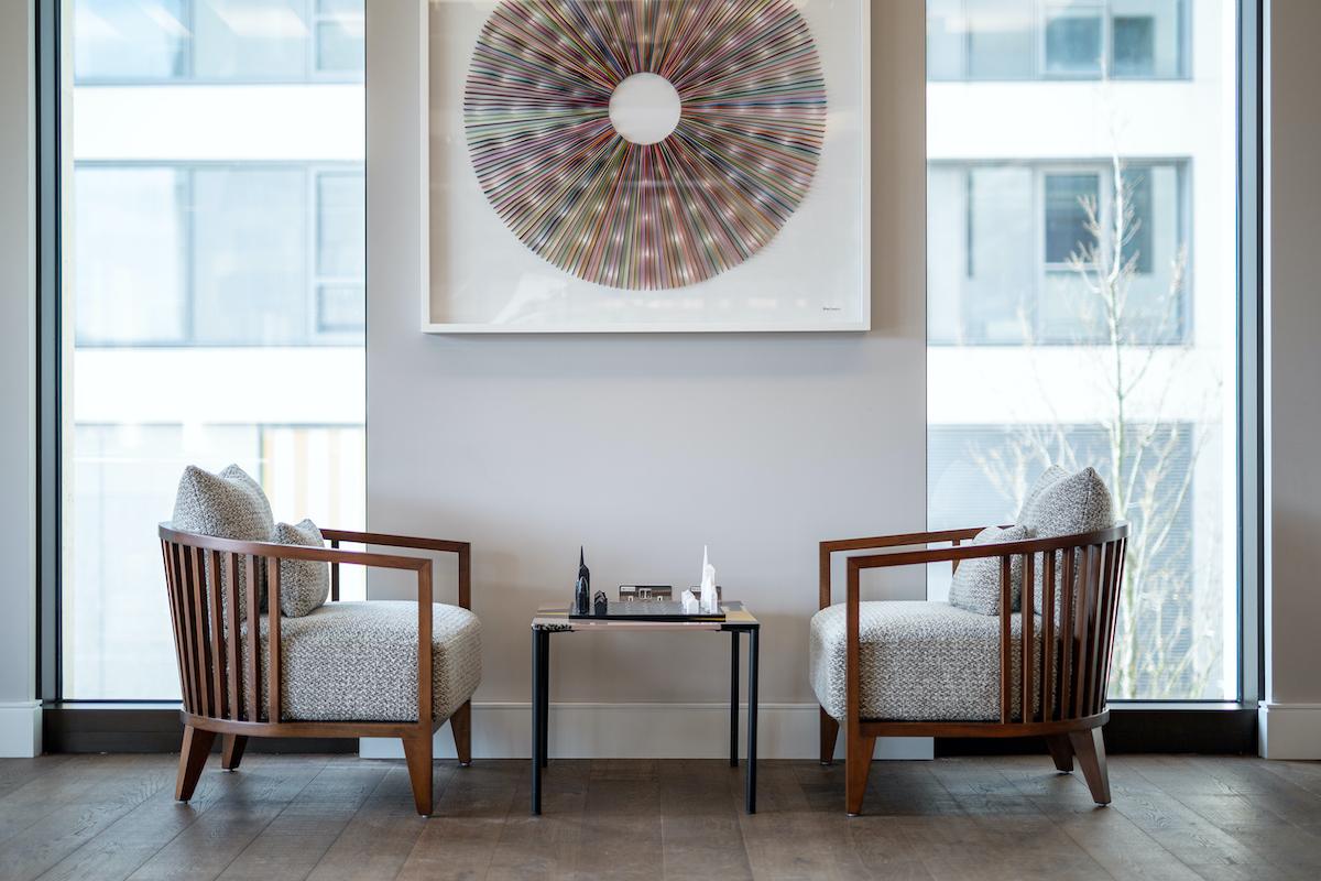 Vertus amenities at 10 George Street Build to Rent scheme