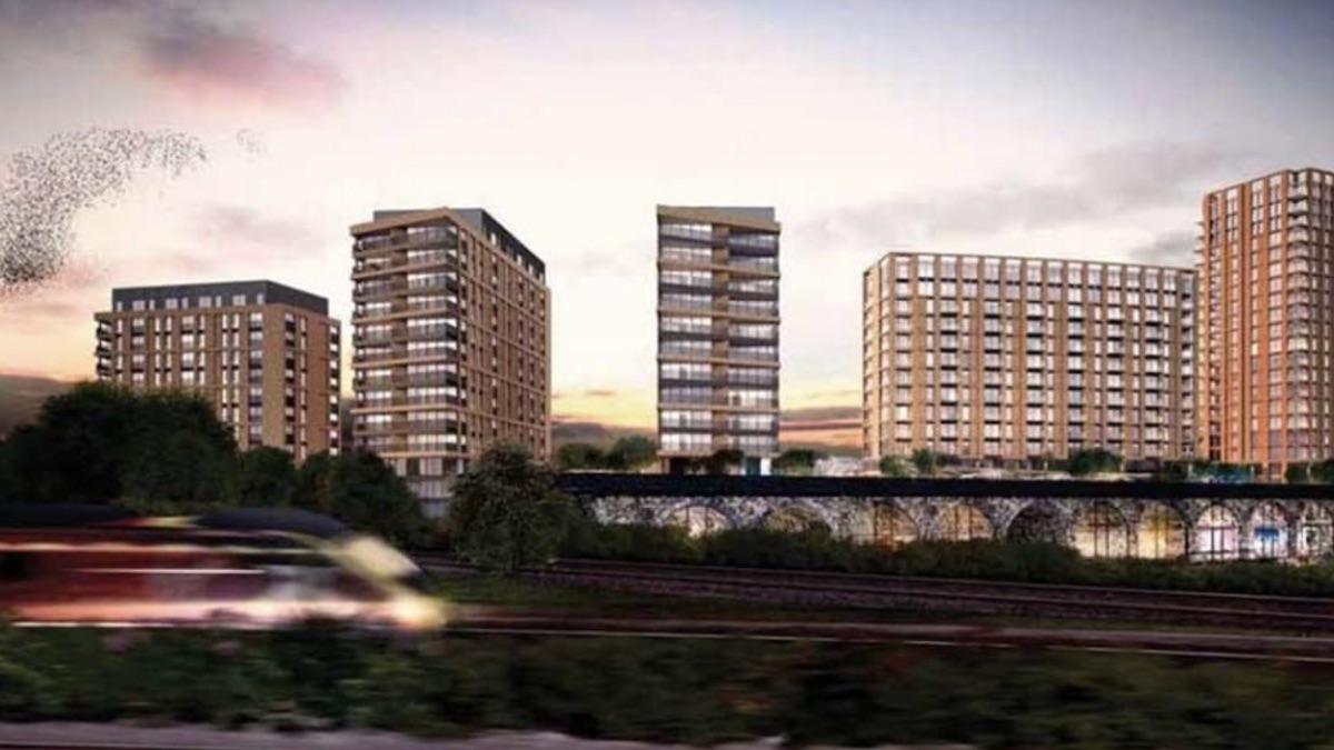 Build to Rent scheme in Leeds - Galliford Try   BTR News