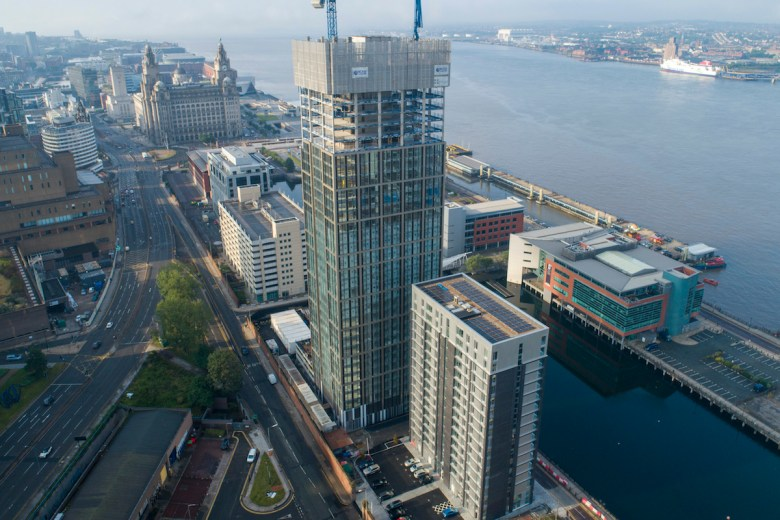 The Lexington Build to Rent development, Liverpool Waters - Moda | Falconer Chester Hall | BTR News