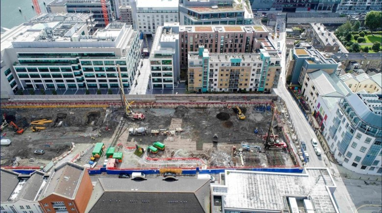 One Lime Street Build to Rent site - Marlet Property Group | BTR News