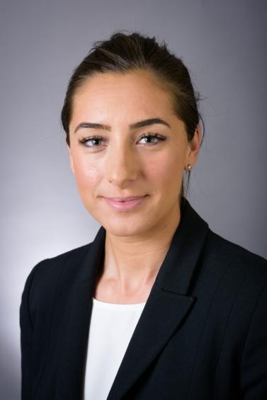 Sara Darweish, Associate Director, Residential Valuation, CBRE