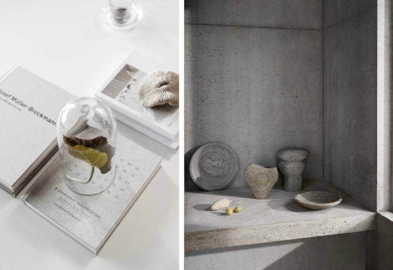 Styling for Sanctuary hand-finished pottery in ceramic and slate - BoConcept | BTR News