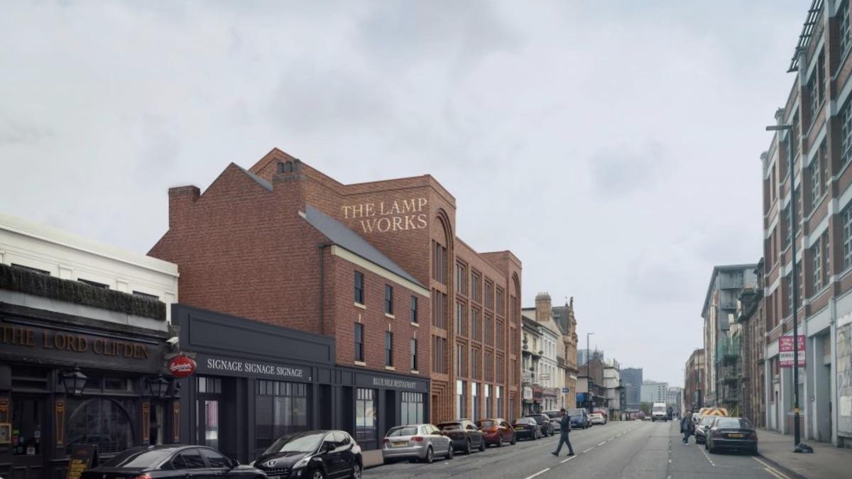 The Lampworks Build to Rent scheme - Blackswan Property | BTR News