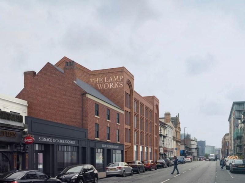 The Lampworks Build to Rent scheme - Blackswan Property   BTR News