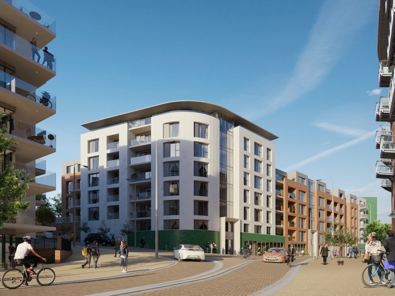 Build to Rent developments in High Wycombe - Inland Homes | BTR News