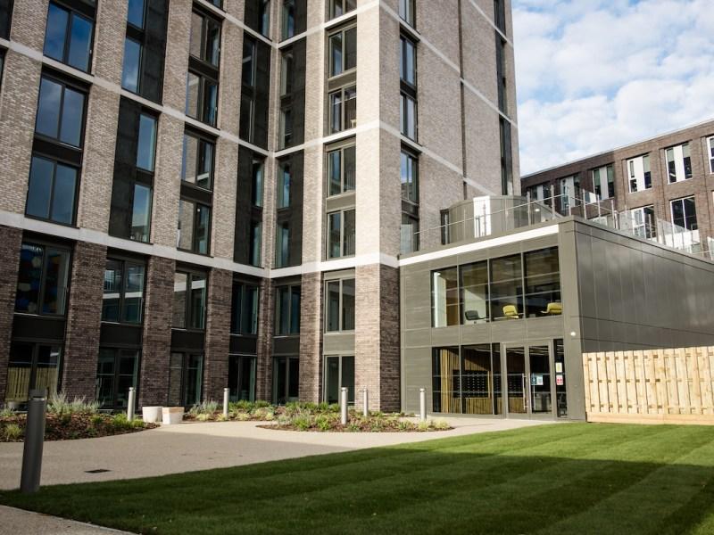 Street view at Smithfield's Clayworks BTR and Hilton Garden Inn | BTR News