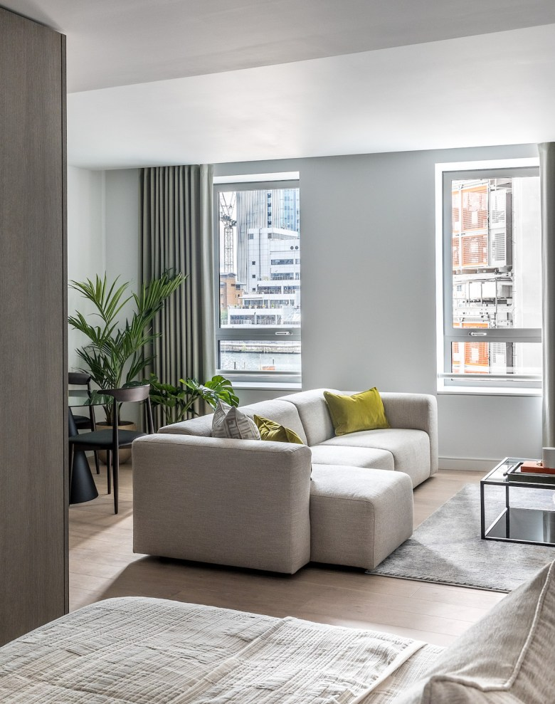 Canary Wharf's Build to Rent development - Accouter | BTR News