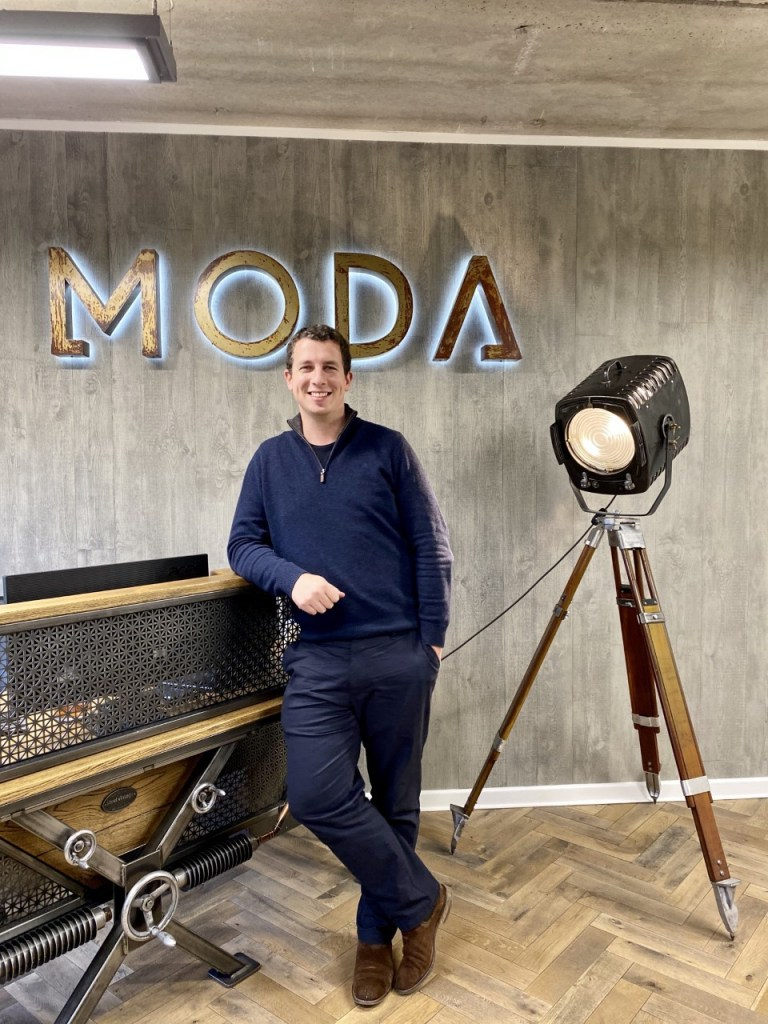 Peter Sproule, Design Director, Moda Living | BTR News