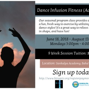 Dance infusion Adult