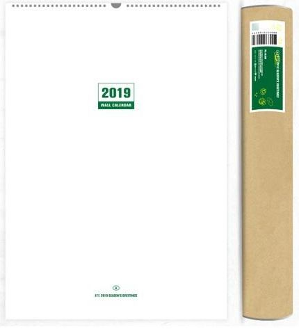 BTS カレンダー 2019