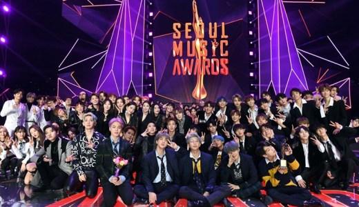 ソウルミュージックアワード2020【SMA】出演者・視聴方法・セトリ・投票方法