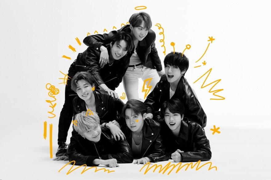 BTS Stay Gold