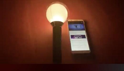 BTSのアミボムがWeverseのMVで連動可能に!連動方法