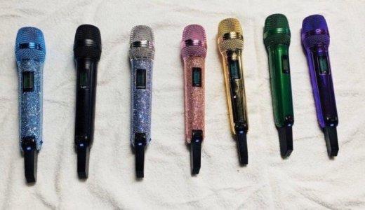 BTSのマイクの色・メンバーカラー