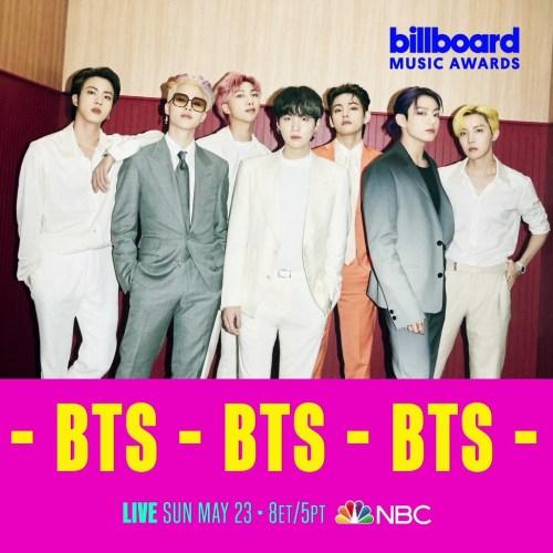 BTS ビルボードミュージックアワード