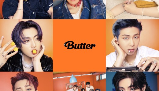 Butter リミックス発売!Butter (feat. Megan Thee Stallion)/ 3J